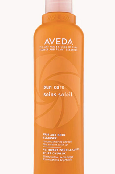 Sun care hair and body cleanser 250 ml