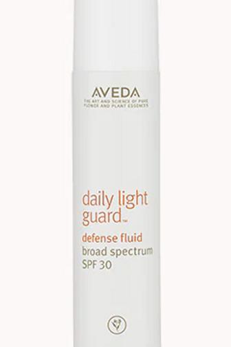 Daily light guard™ defense fluid broad spectrum spf 30, 30 ml