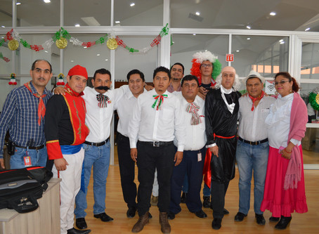 PRIMERA FIESTA MEXICANA