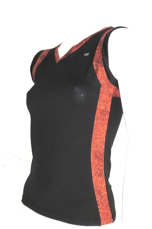 חולצה ללא שרוול רוקסאן , דגם - 30123