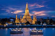 Top 5 điểm du lịch Châu Á hấp dẫn tại Cánh Chim Việt