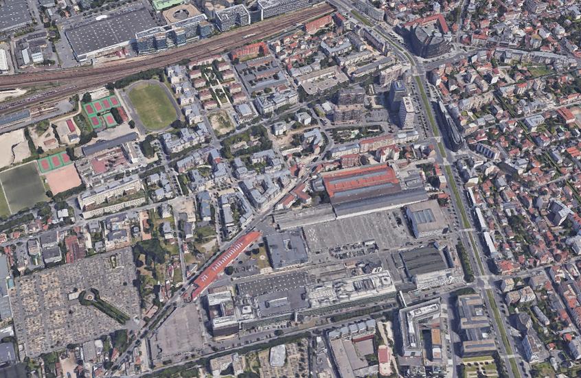 Evaluation de l'EcoQuartier des Champs-Philippe