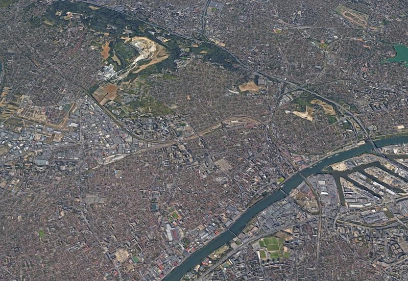 Etude de faisabilité programmatique et financière pour la commune d'Argenteuil
