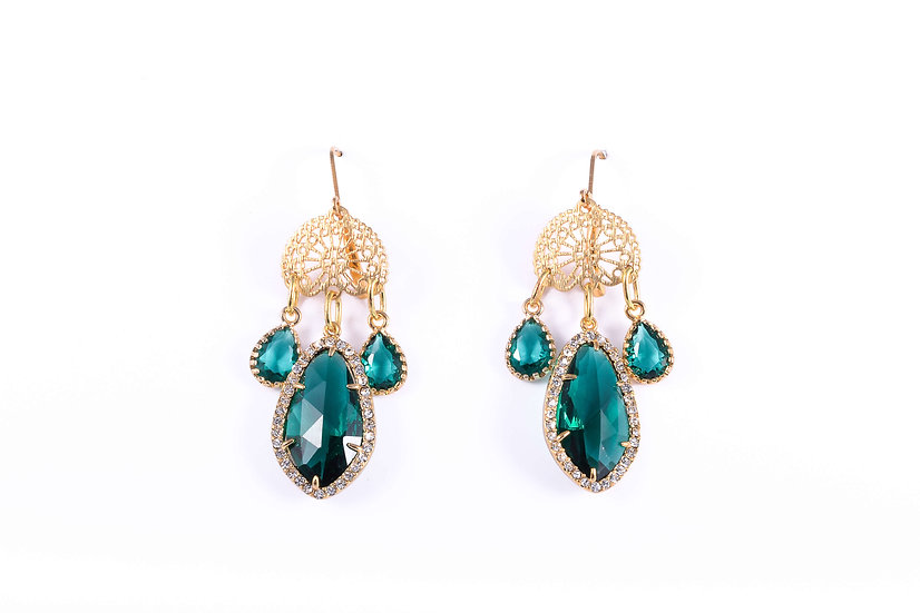Solène Earrings