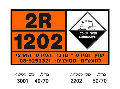 2202-3001 ניתן להזמין ב-פי.וי.סי פח או מגנט