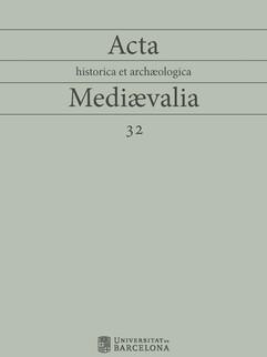 Acta historica et archaeologica mediaevalia