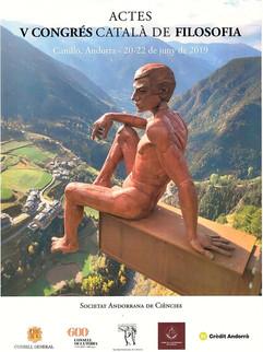 Actes V Congrés Català de filosofia
