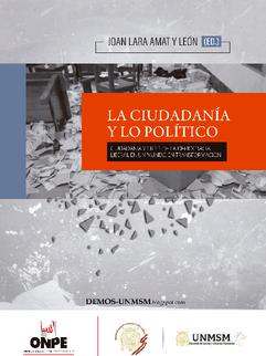 La ciudadanía y lo político