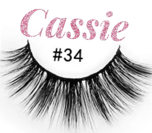 Lashes- Cassie