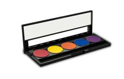 """5-ColorCraze EyeShadow """"Vivid"""""""