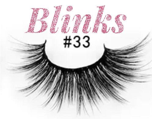 Lashes- Blinks