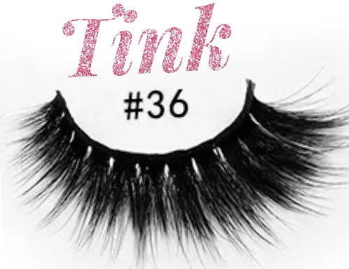 Lashes- Tink