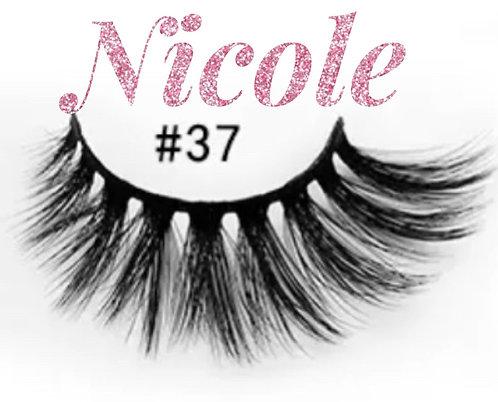 Lashes- Nicole