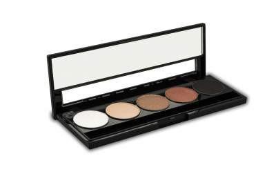 "5-ColorCraze EyeShadow ""Stripped"""