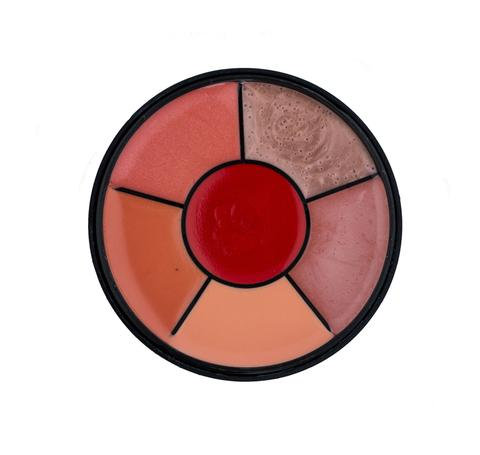 "LipGloss Wheel- ""OrangeLicious"""