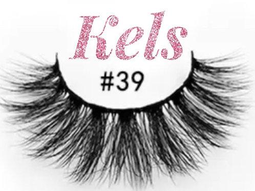 Lashes- Kels