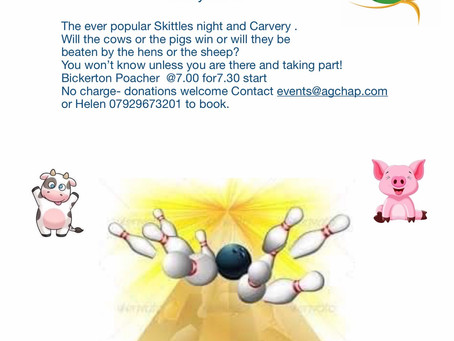 2020 SKITTLES and CARVERY