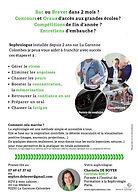Sophrologie adolescents Charlotte de Boyer sophrologue La Garenne Colombes