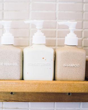 Zero Waste Refill Shampoo Cosmetics Packaging