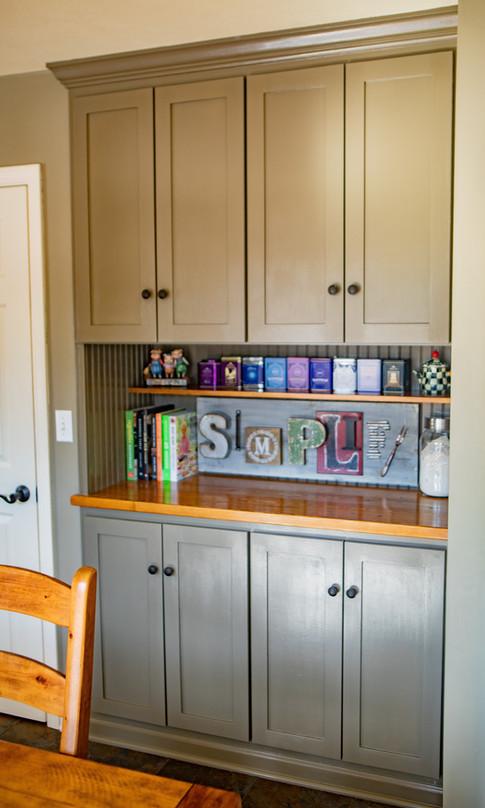 Earthy & Inspirational Kitchen