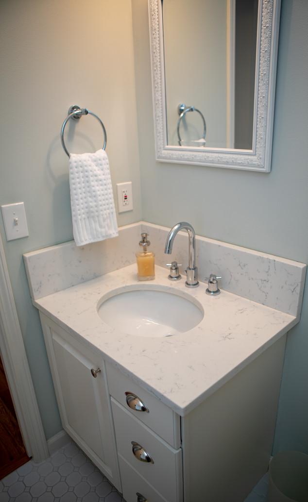 Crisp Bathroom