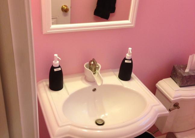 Full Bathroom Remodel after