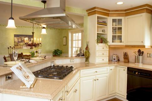 Pennisula Kitchen Remodel