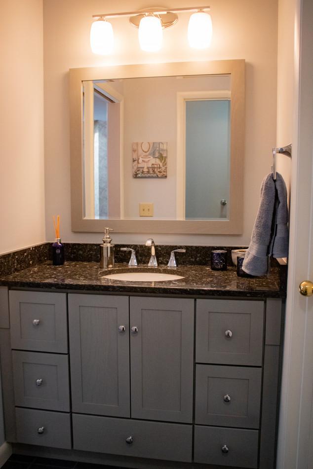 Main Bath Upgrade