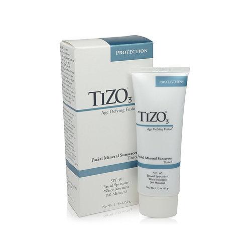 TIZO 3 - SPF 40 teintée