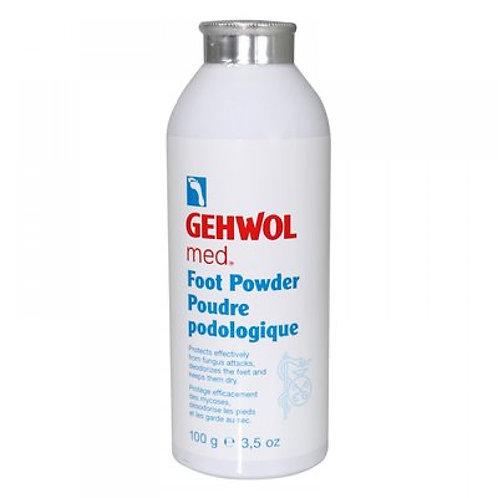 Gehwol - Poudre podologique Med 100 g