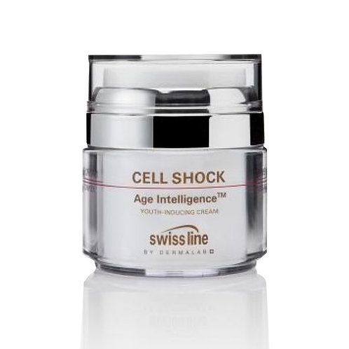 Cell Shock  - Age Intelligence - Crème Inductrice de Jeunesse Yeux