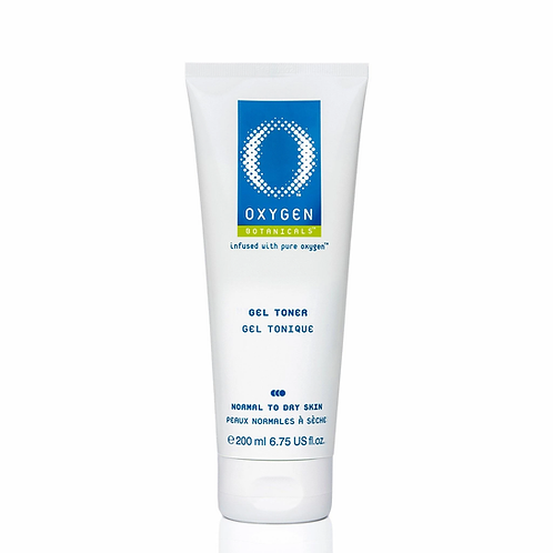 OXYGEN - Gel tonique, peau normale à sèche