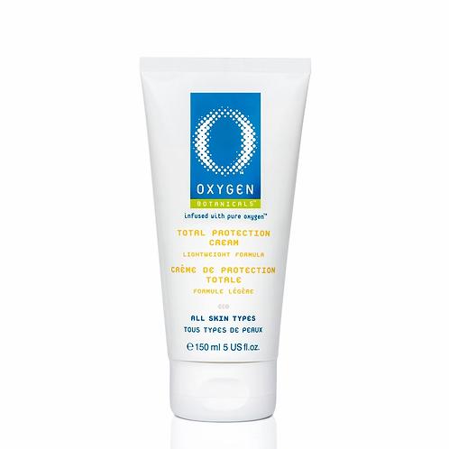 OXYGEN - Crème de Protection formule légère