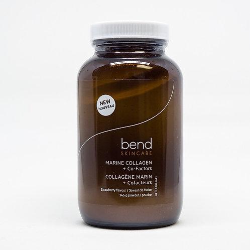 Bend Beauty - Collagene Marin + Cofacteurs : Sans saveur, fraise ou noix de coco