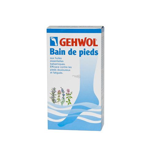 Gehwol - Bain de pieds aux huiles essentielles 400 g
