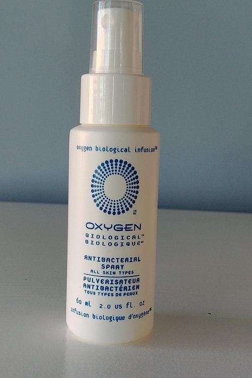 OXYGEN - Spray Anti-Bactérien