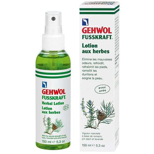 Gehwol - Lotion aux herbes 150 ml