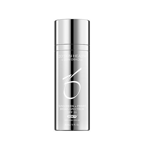 ZO Skin Health - Protection solaire et primer 30ml FPS 30