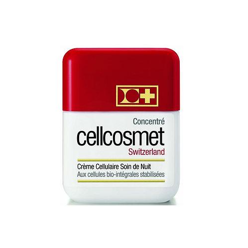 CELLCOSMET - Concentré cellulaire de nuit 50ml