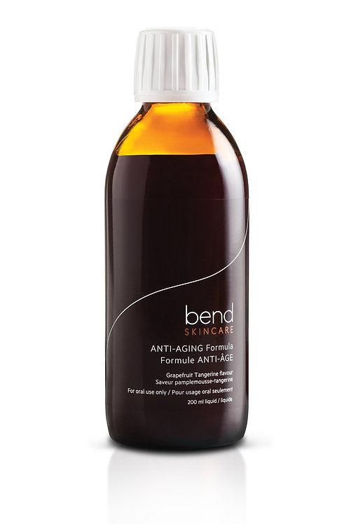 BEND BEAUTY - Formule ANTI-AGE Liquide : Saveur pamplemousse-tangerine