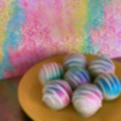 Pretty Cake Balls