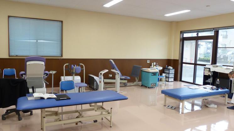 運動療法室(理学療法室)
