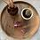 Thumbnail: Chunky pink animal print clip