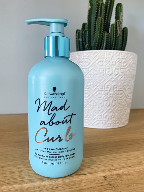 Mad About Curls - Low Foam Cleanser