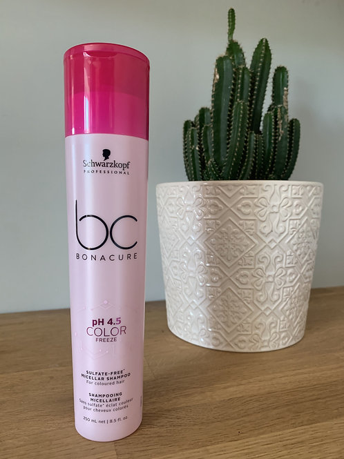 Color Freeze sulphate free shampoo