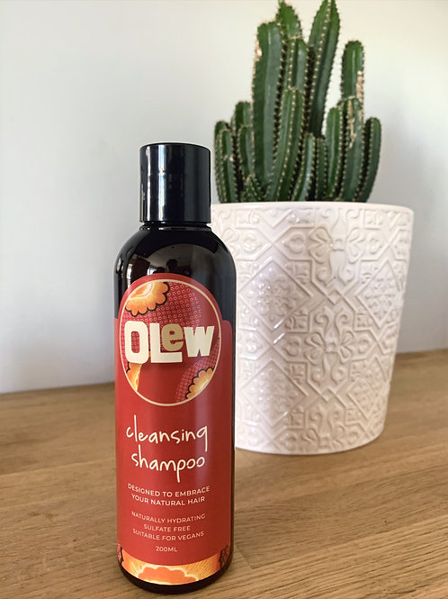 Olew Cleansing shampoo