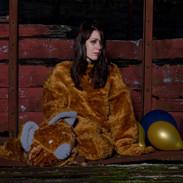 Cover for my debut album, Where Spiders Sleep (2012) Photo: Dorota L. Lajca