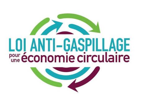 Loi Anti-gaspillage et économie circulaire : tour d'horizon