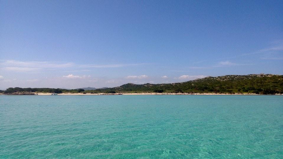 Budelli - Spiaggia del cavaliere