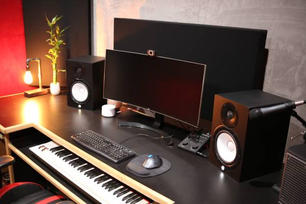 plug and play control setup